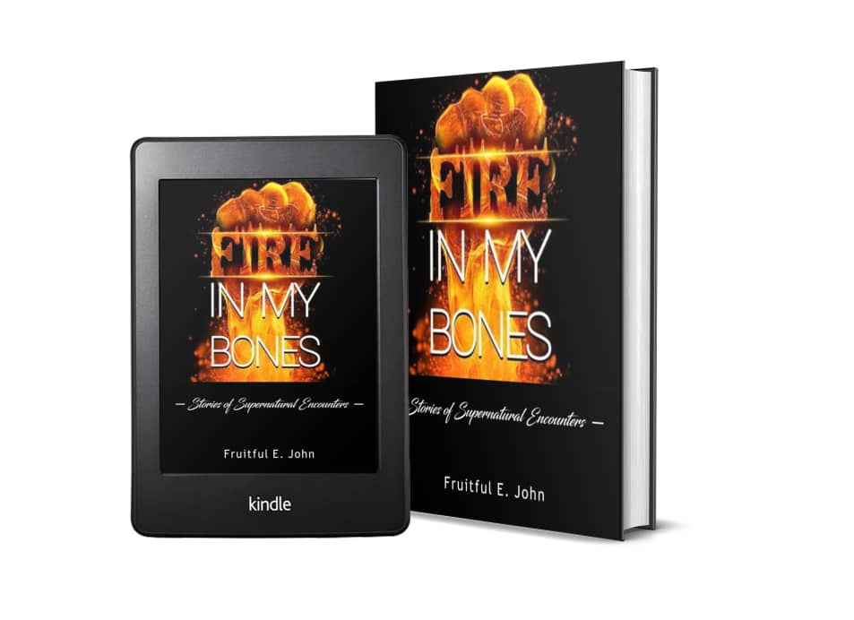 Stories of supernatural encounters - fire in my bones