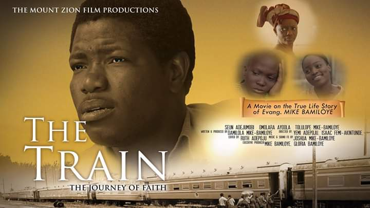 the train, mike bamiloye's biography