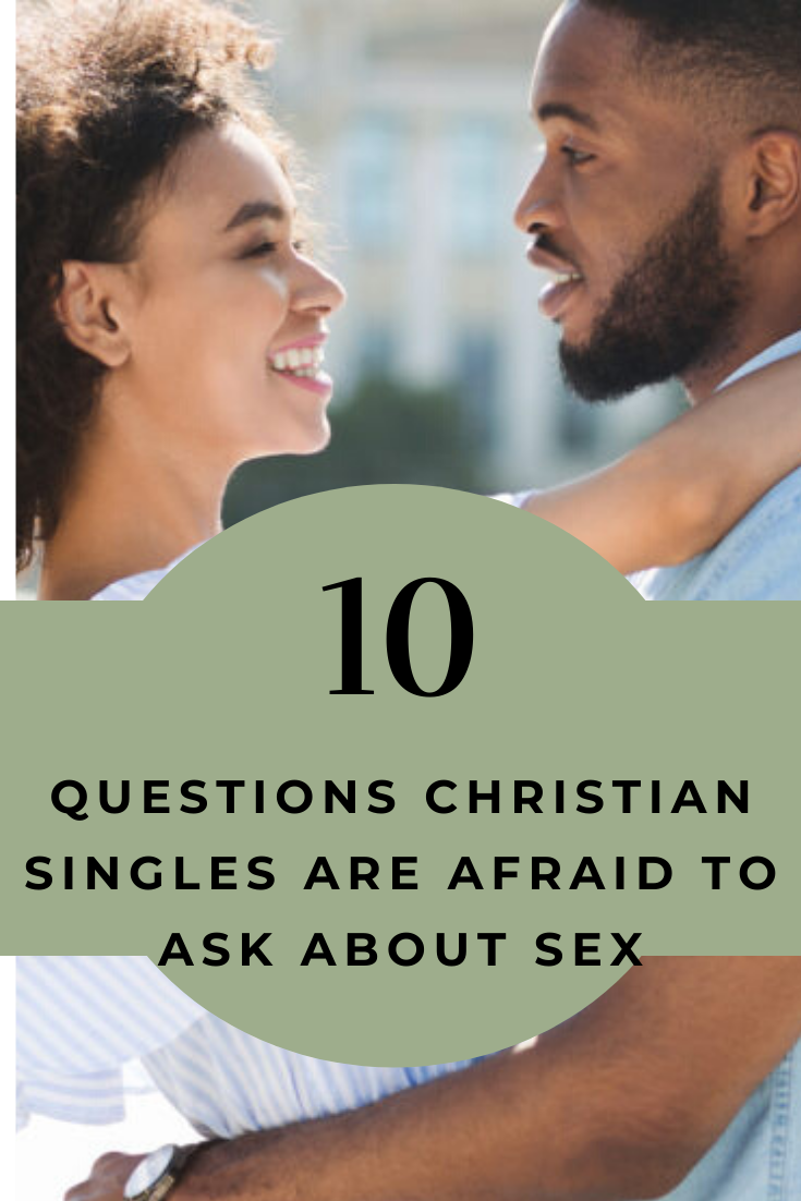 SINGLES AND SEX QUESTIONS