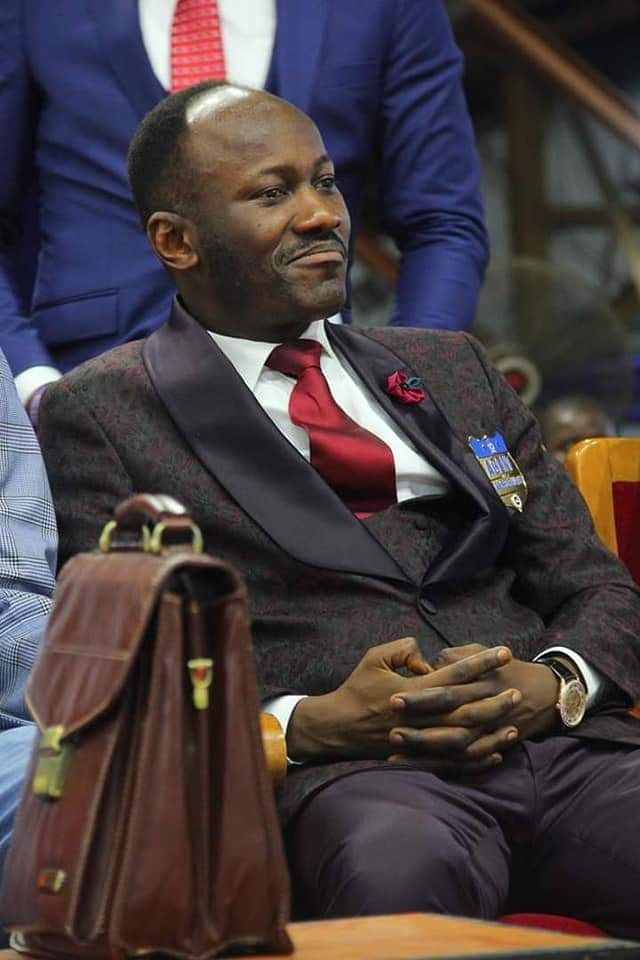 Apostle Johnson Suleman and Vera's rape