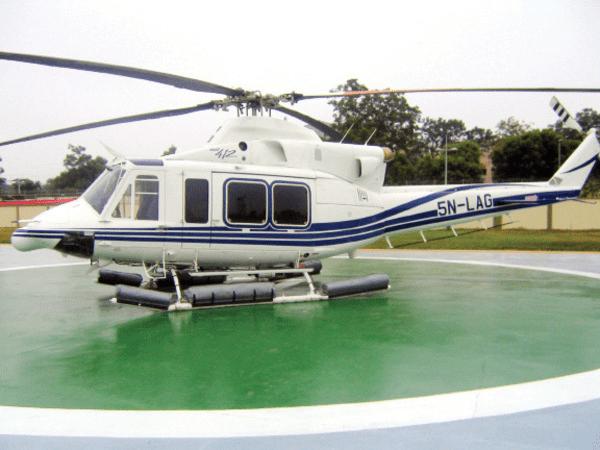 Pastor Adeboye sells off helicopter